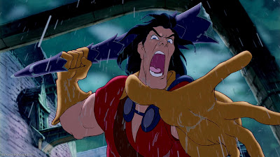 fatal flaw gaston beauty and the beast