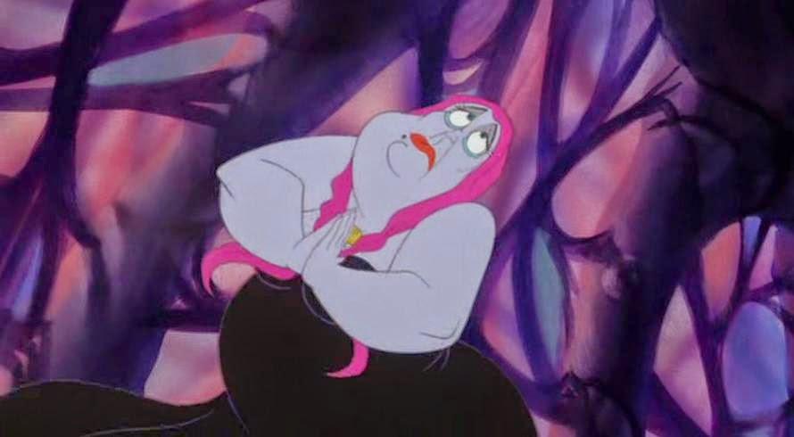 strengths ursula little mermaid