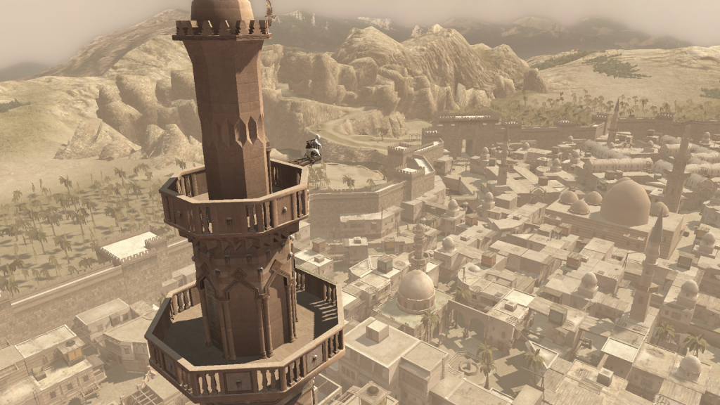altair viewpoint assassin's creed