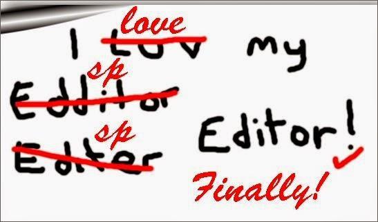 i love my editor
