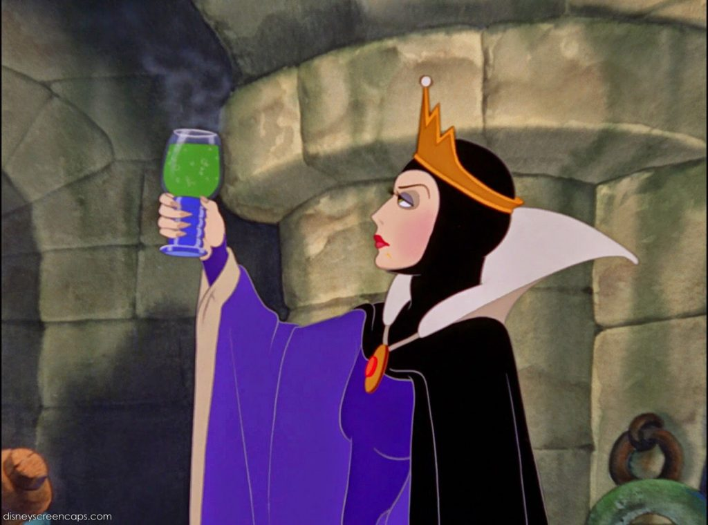 charstrengths evil queen snow white