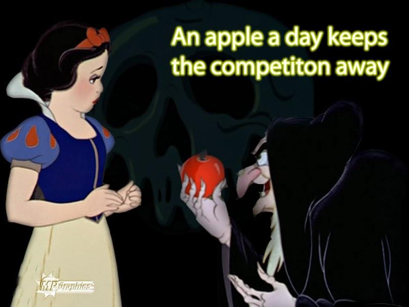 complement evil queen snow white