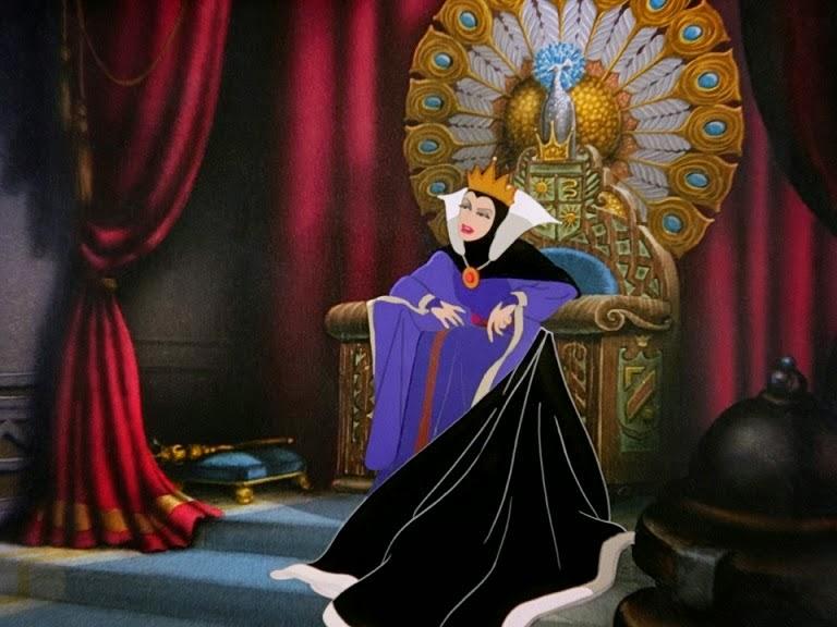 motivation queen evil throne snow white