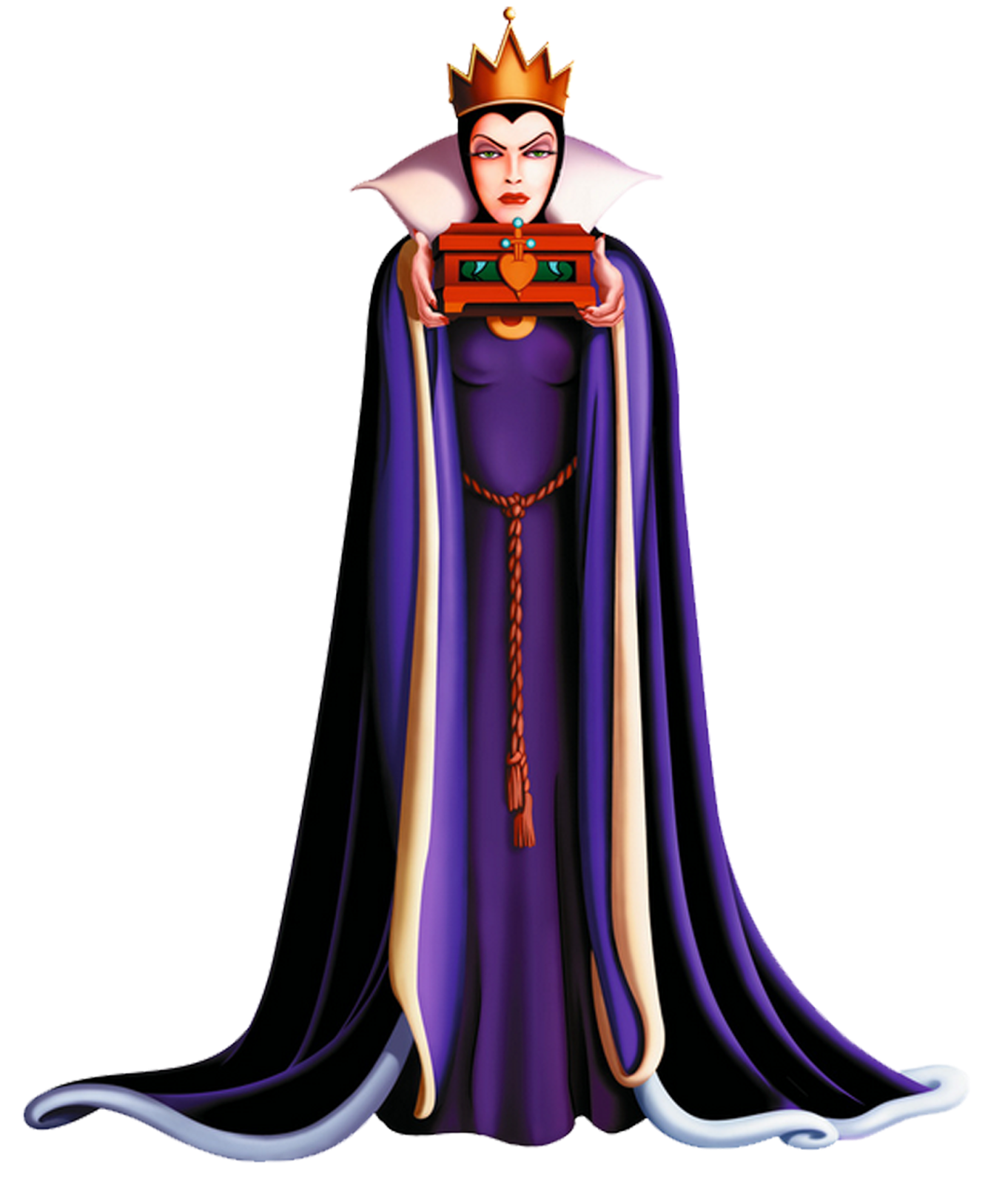 Analyzing the Disney Villains: The Evil Queen (Snow White)