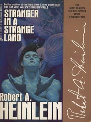 stranger in a strange land robert heinlein