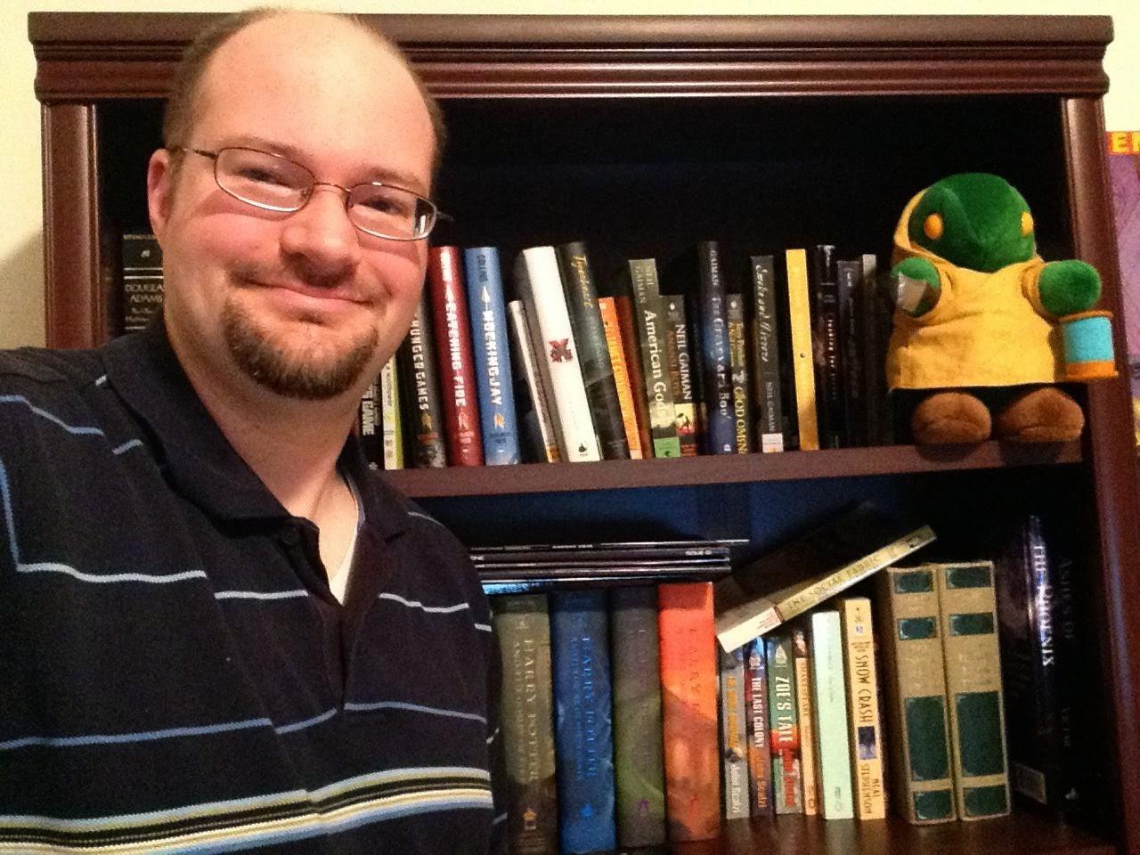 me bookshelf tonberry