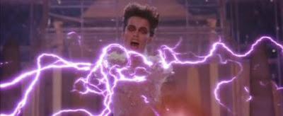 ghostbusters gozer lightning