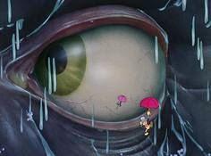 pinocchio monstro eye