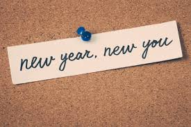 new year post it note