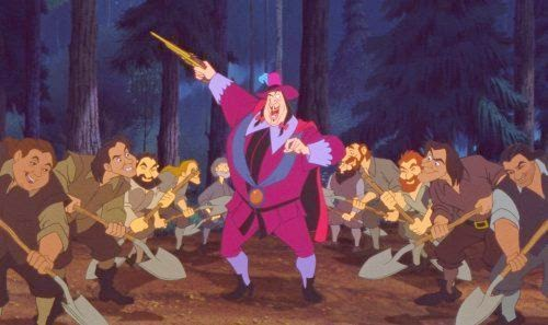 Analyzing The Disney Villains: Governor Ratcliffe (Pocahontas