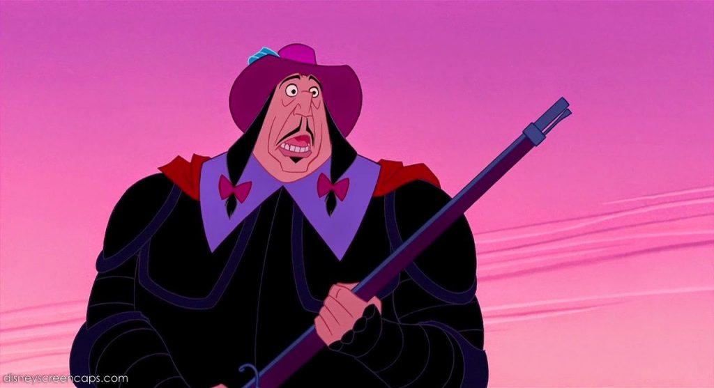 Analyzing The Disney Villains: Governor Ratcliffe (Pocahontas