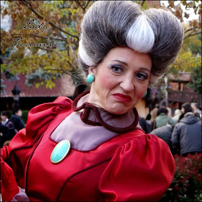 lady tremaine final costume live action cinderella final