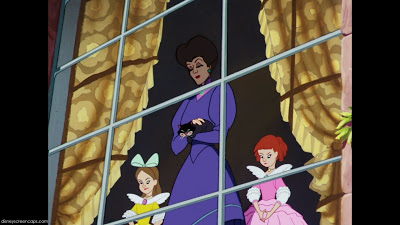 motivation cinderella lady tremaine window