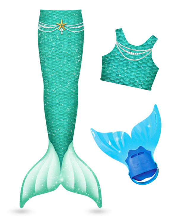 mermaid tail clothes