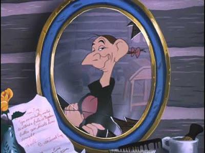 ichabod crane sleepy hollow mirror
