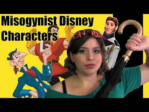 misogynist disney characters tinkerbelle