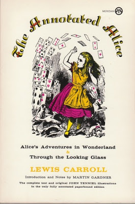 annotated alice in wonderland lewis carroll
