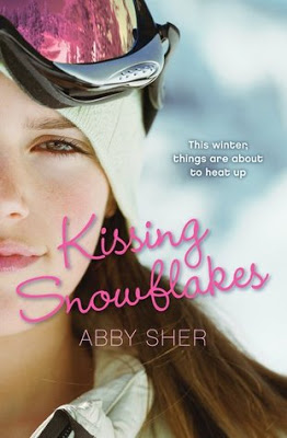 kissing snowflakes abby sher