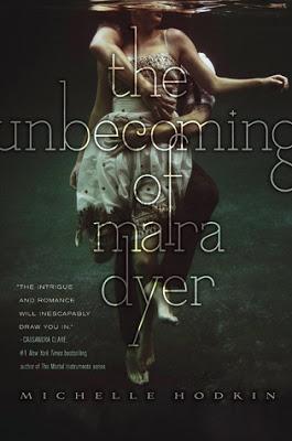 unbecoming of mara dyer