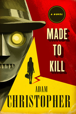 made to kill adam christopher