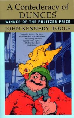 a confederacy of dunces john kennedy toole