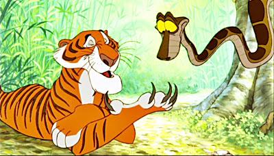 evilness shere khan jungle book