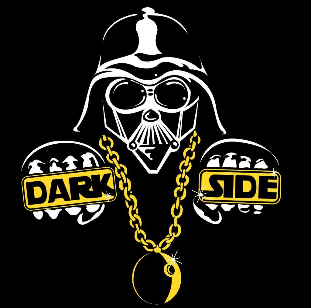 dark vader gangsta dark side