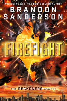 brandon sanderson firefight