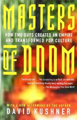 masters of doom david kushner