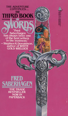 the third book of swords fred saberhagen