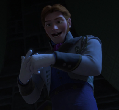 evilness prince hans frozen