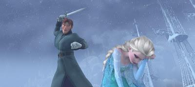 method of death prince hans frozen elsa