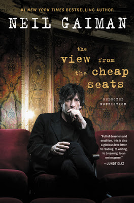 neil gaiman view from the cheap seats