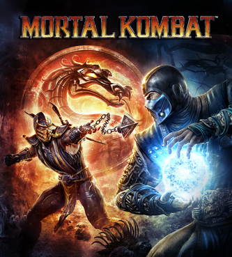 mortal kombat 9 box art
