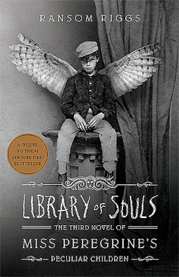 Peregrine library of souls book cover