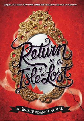 return to the isle of the lost descendants book cover