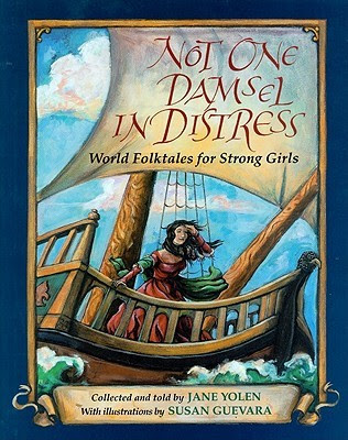 not one damsel in distress book cover