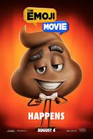 emoji movie poop poster