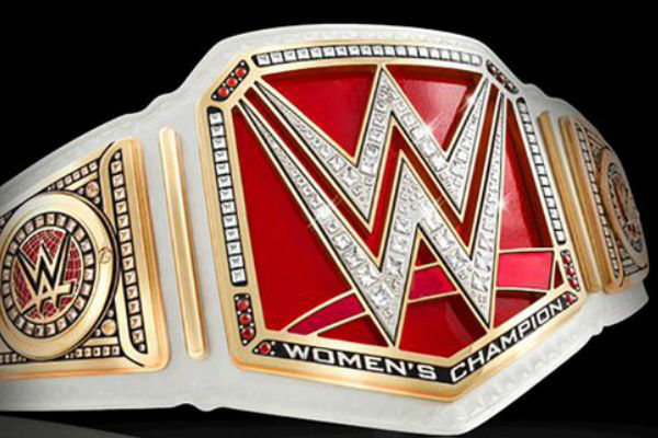 women's champion ring wrestling title
