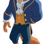 Disney Princes: The Beast