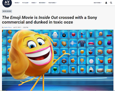 Emoji Movie Follow-Up