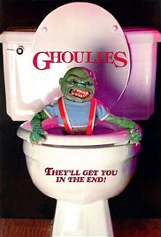 ghoulies video box cover