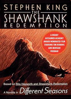 stephen king shawshank redemption
