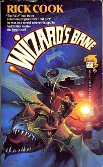 wizard's bane rick cook