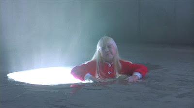 My Kindertrauma: Poltergeist III (the puddle scene)