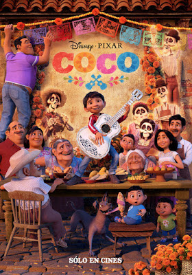 coco family movie poster