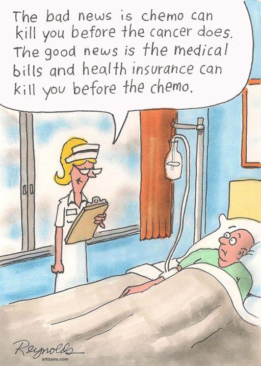 political cartoon healthcare bills
