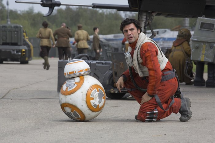 poe dameron bb-8 star wars