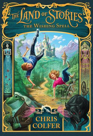 wishing spell chris colfer