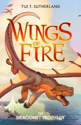 wings of fire dragonet prophecy sutherland